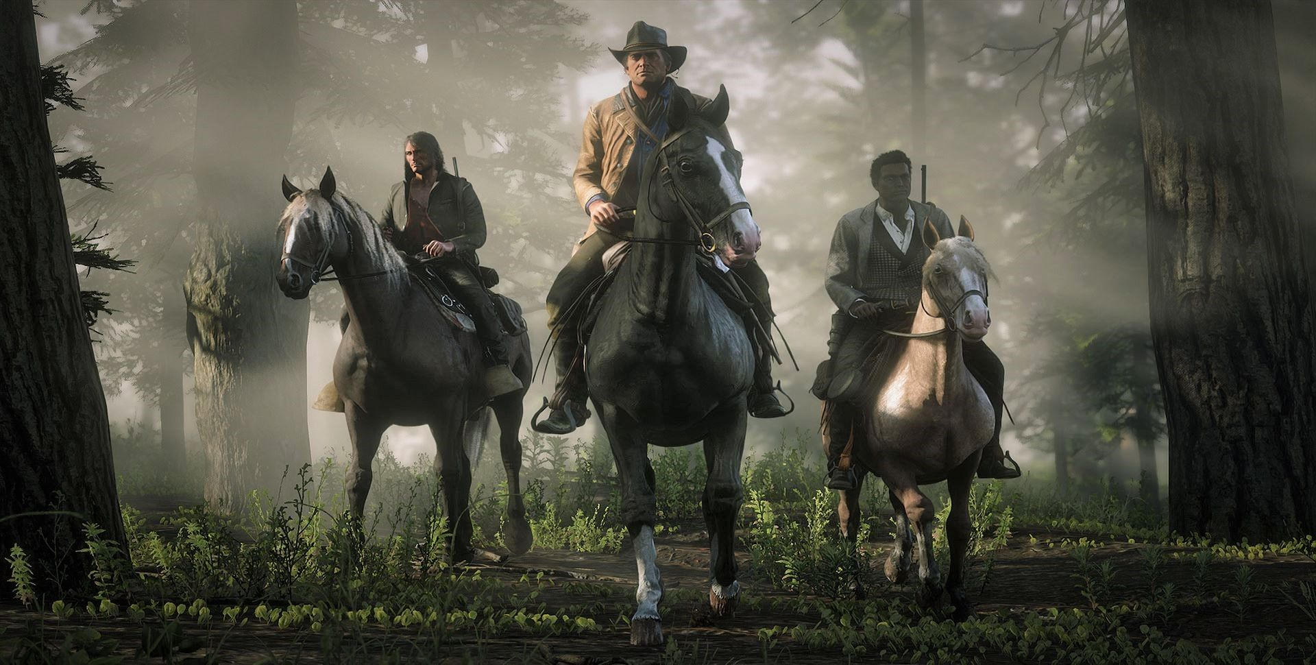 Red Dead Online 10 Best Horses For Any Situation Ranked