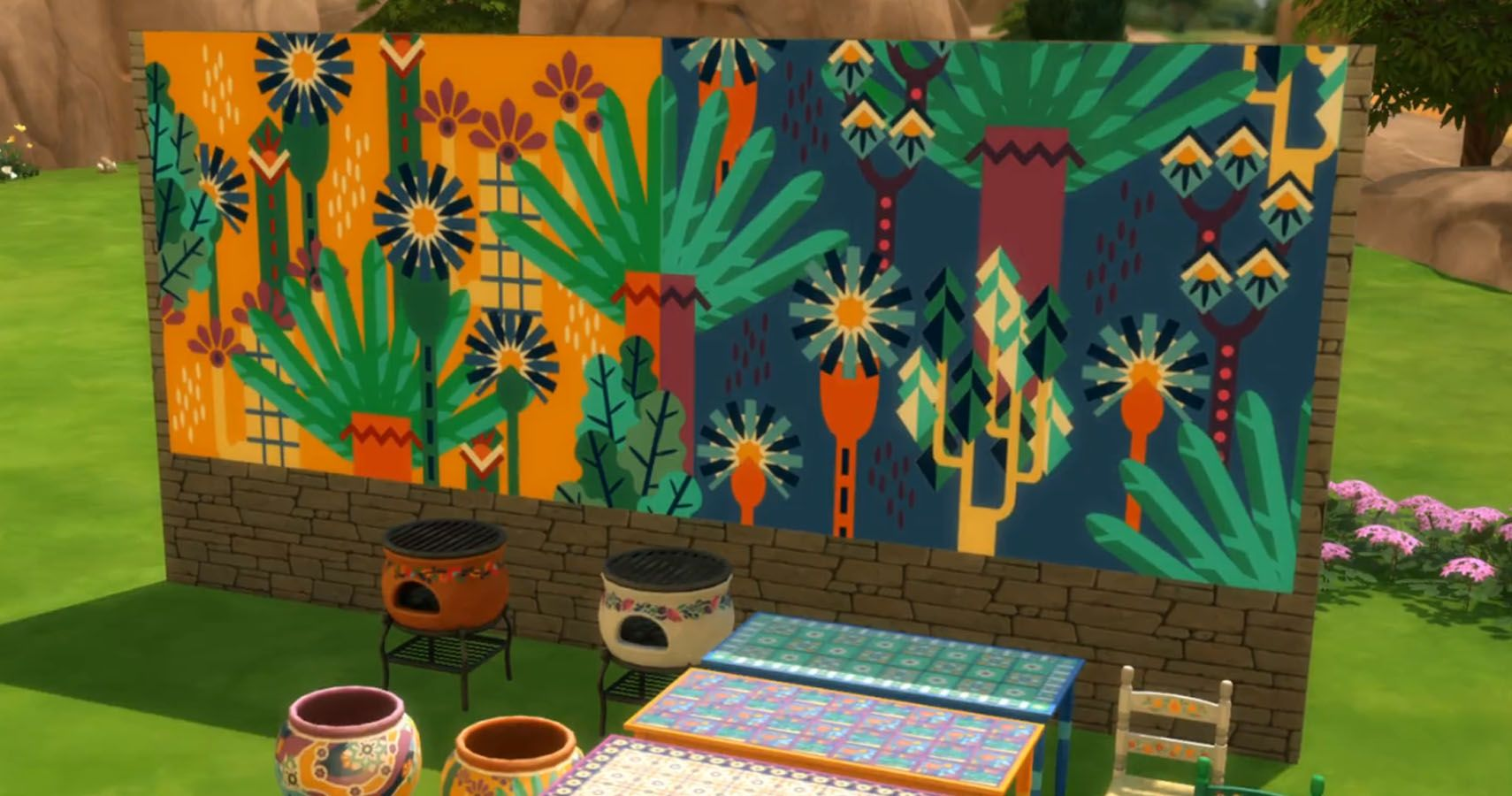 The Sims 4 Team Announces Free Hispanic Themed Content In Surprise Livestream
