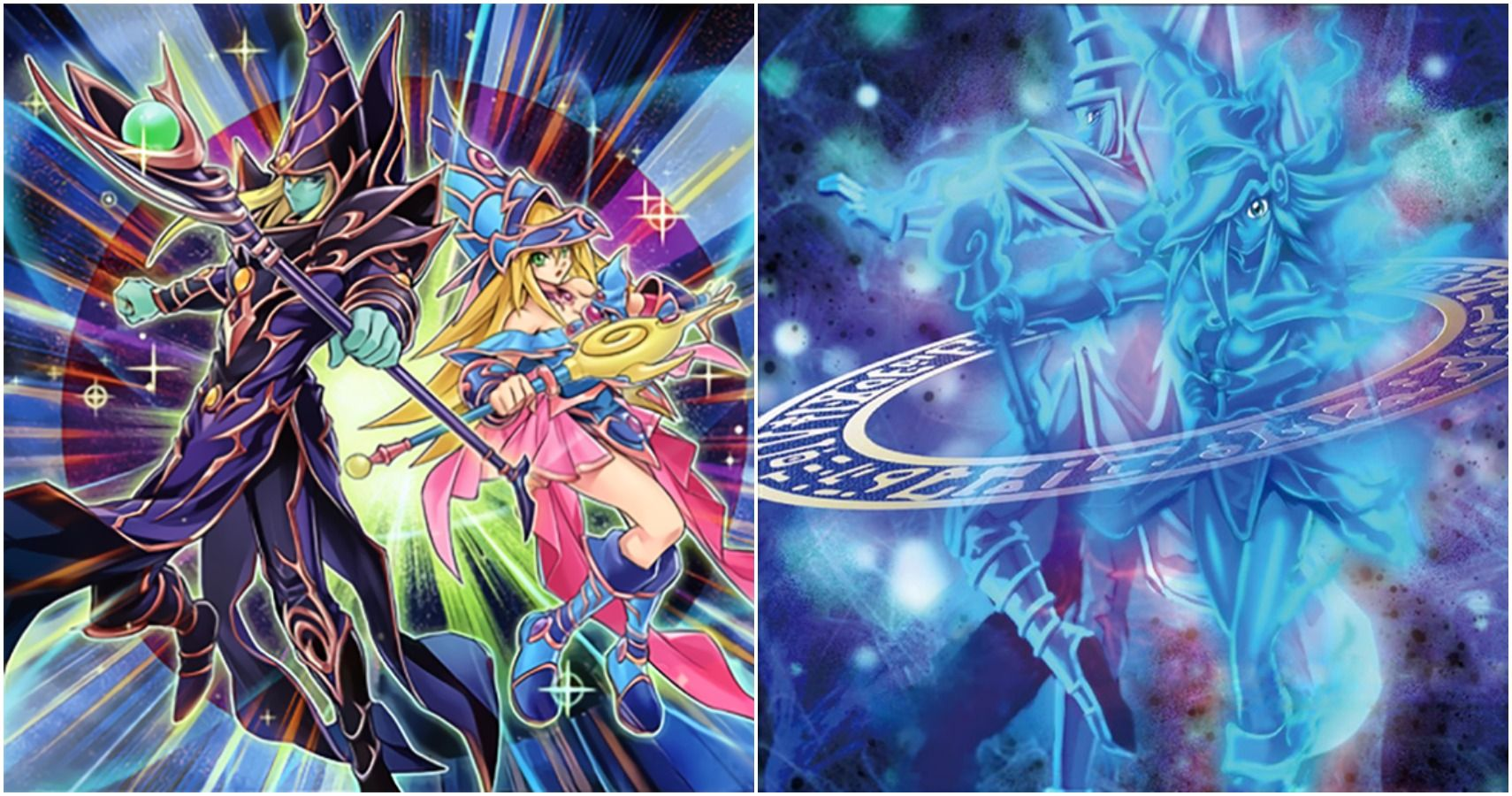"""yugioh the 10 best """"dark magician"""" cards ranked  thegamer"""