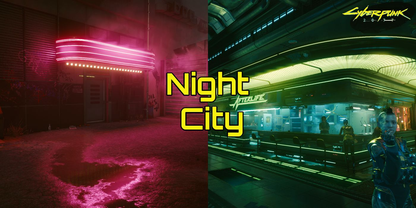 Cyberpunk 2077: Everything You Need To Know About Night ...