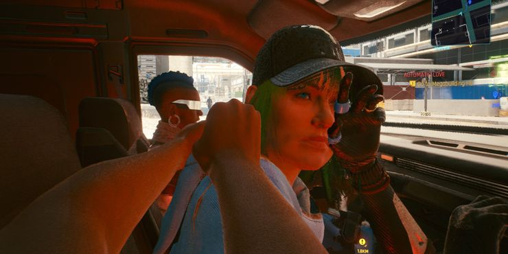 Cyberpunk 2077: Everything You Need To Know About Cars | TheGamer