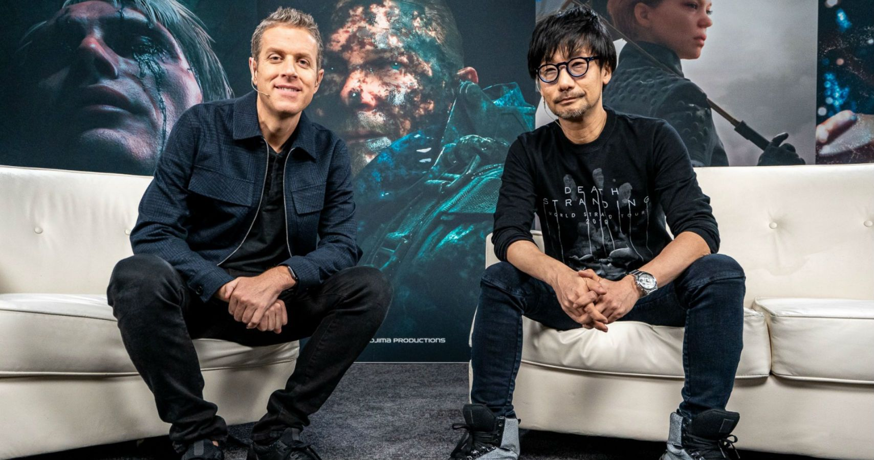 """Kojima Productions Teases """"Exciting Updates"""" On Its Social Channels Tomorrow"""