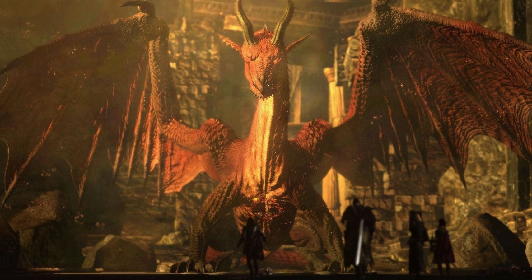 Dragon's Dogma Is A Better Dragon Game Than Skyrim Will Ever Be