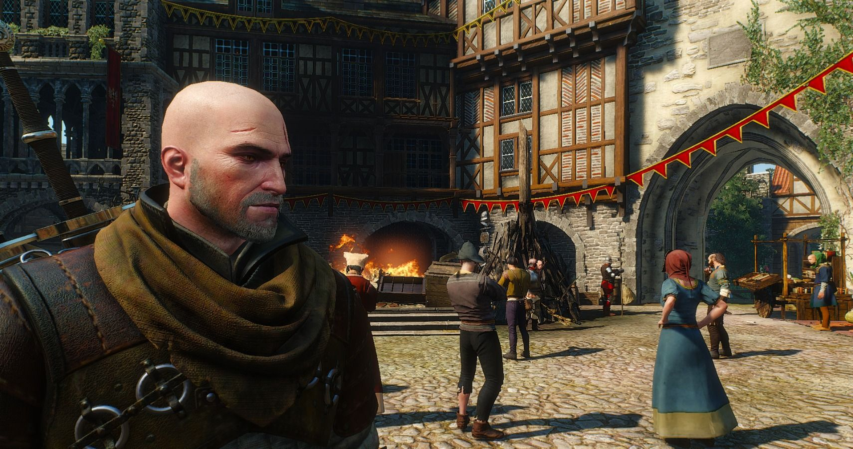 99% Of Video Game Characters Should, In Fact, Be Bald | TheGamer