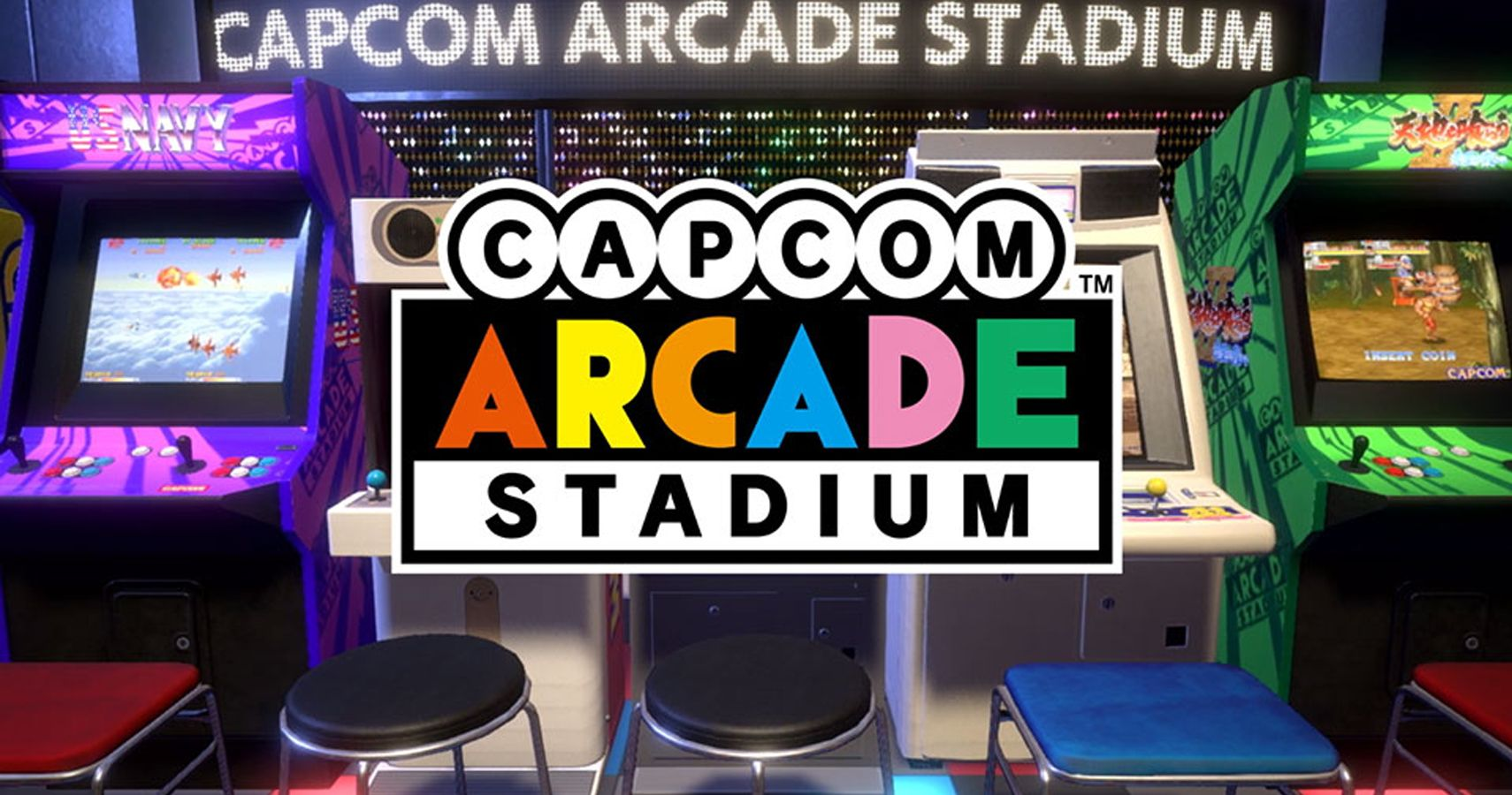 Capcom Arcade Stadium Coming To PC, PS4, and Xbox One 'Soon'