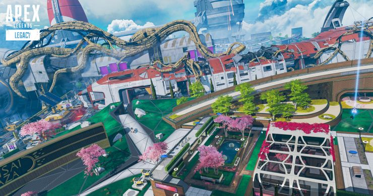 Apex Legends: Legacy - Arenas, Valkyrie, Lifeline Tweaks, Olympus Changes,  And Everything From Our Hands-On