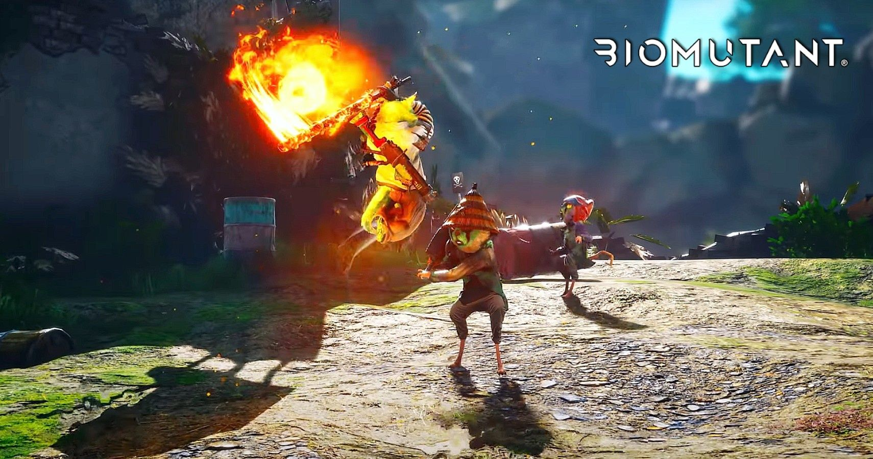 Biomutant Has Enough Content To Keep You Busy For 65 Hours And More, Dev Says