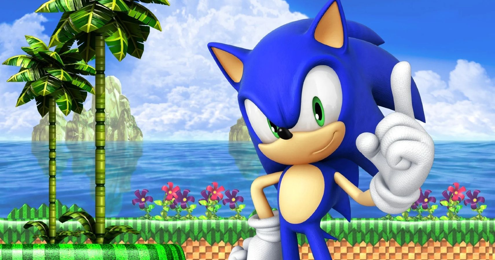 """Sega Vice President Reveals That A New Sonic Game Will """"Probably Be Announced Soon"""""""