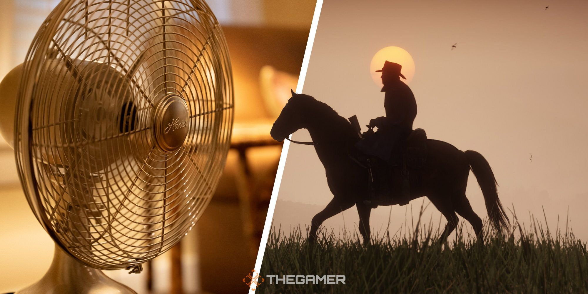 Red Dead Redemption 2 Is Perfect On a Hot Day | TheGamer