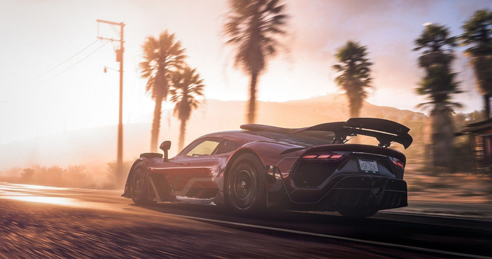 Forza Horizon 5 Would Be Better Off Without Horizon 4's Clumsy Name System